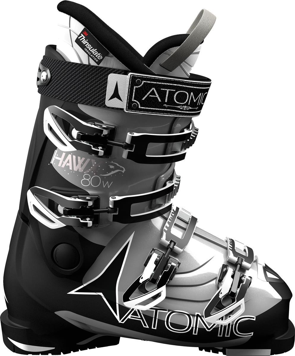 Atomic HAWX 80 W Metallic Silver Black AE5013140 f0f214bf5b