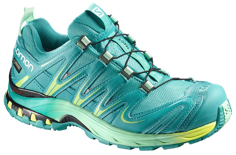 SALOMON XA PRO 3D GTX® W 10-YR LTD Teal Blue 381910 12ecea36db2