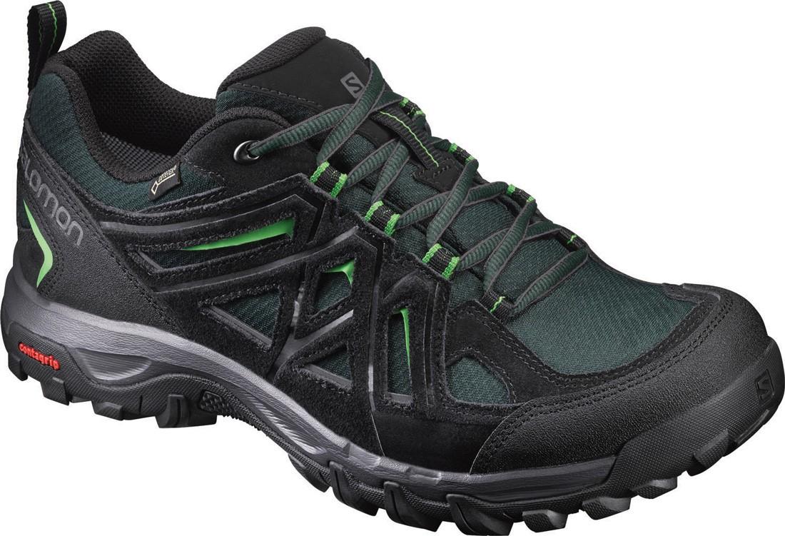 683d8c79c6c Salomon EVASION 2 GTX® Scarab BLACK Green 393710