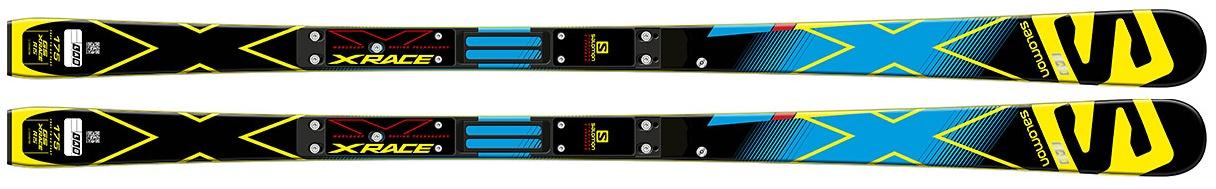 SALOMON | Salomon X-Race Lab 175 + X12 Lab Speed (Testovací lyže) | 175