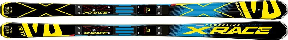 SALOMON | Salomon X-RACE + Z12 speed TEST320 (Testovací lyže) | 175