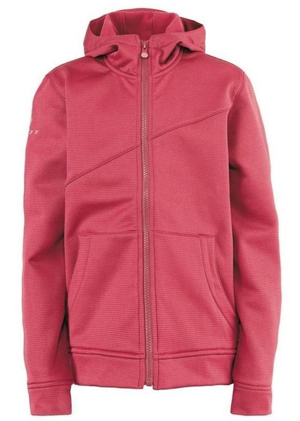 SCOTT Hoody Jr Team Rouge Red 240092