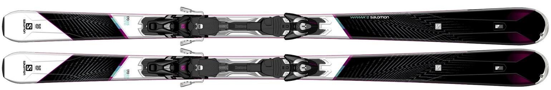 SALOMON | Salomon W-MAX 12 + XT10 Ti W 16/17 (Testovací lyže) | 165