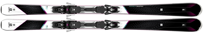 SALOMON | Salomon W-MAX 12 + XT10 Ti W 16/17 (Testovací lyže) | 160