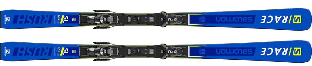 4fe8c6144 Salomon S/RACE Rush SL + X12 TL 19/20 - Skladem, v akci | P-sport.cz