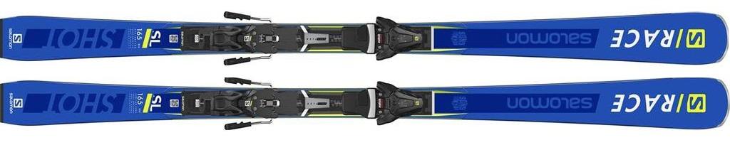 fae6b3e897 Salomon S Race Shot SL + Z12 walk 19 20 - Skladem