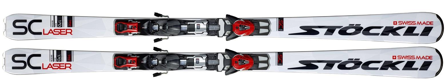 Stockli Laser Sc Salomon Am 12 18 19 Testovac 237 Lyže