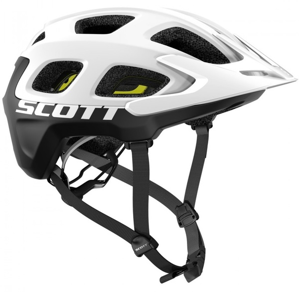 Scott Vivo Plus White/Black 241070 2019