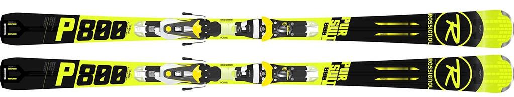 ROSSIGNOL | Rossignol Pursuit 800 Ti Cam Konect + Look SPX 12 Black | 163
