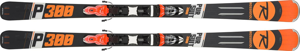 Rossignol Pursuit 300 Xpress2 + Look Xpress 10