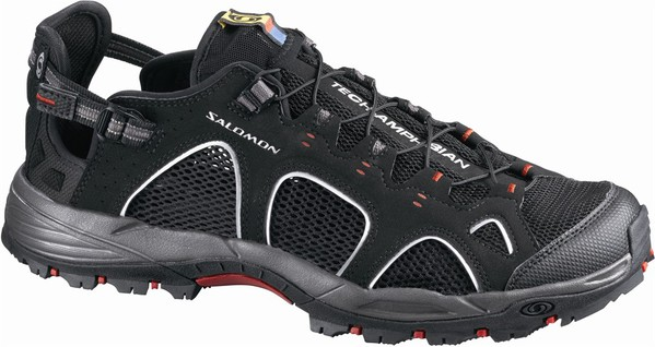 SALOMON TECHAMPHIBIAN 3 Black/Autobahn/Flea 128478